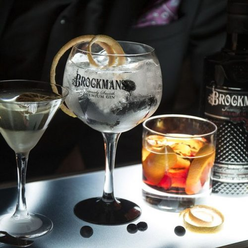 Brockamns Gin