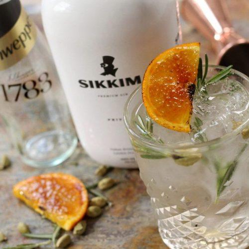 Sikkim Gin