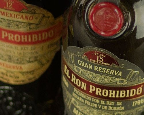 From Mexico. This rum was forbidden from the early 1700 to the beginning of 1800. It has been brought back for the pleasure of rum lovers, - offering it's popular taste mix of vanilla, coffee and some precious wood notes.