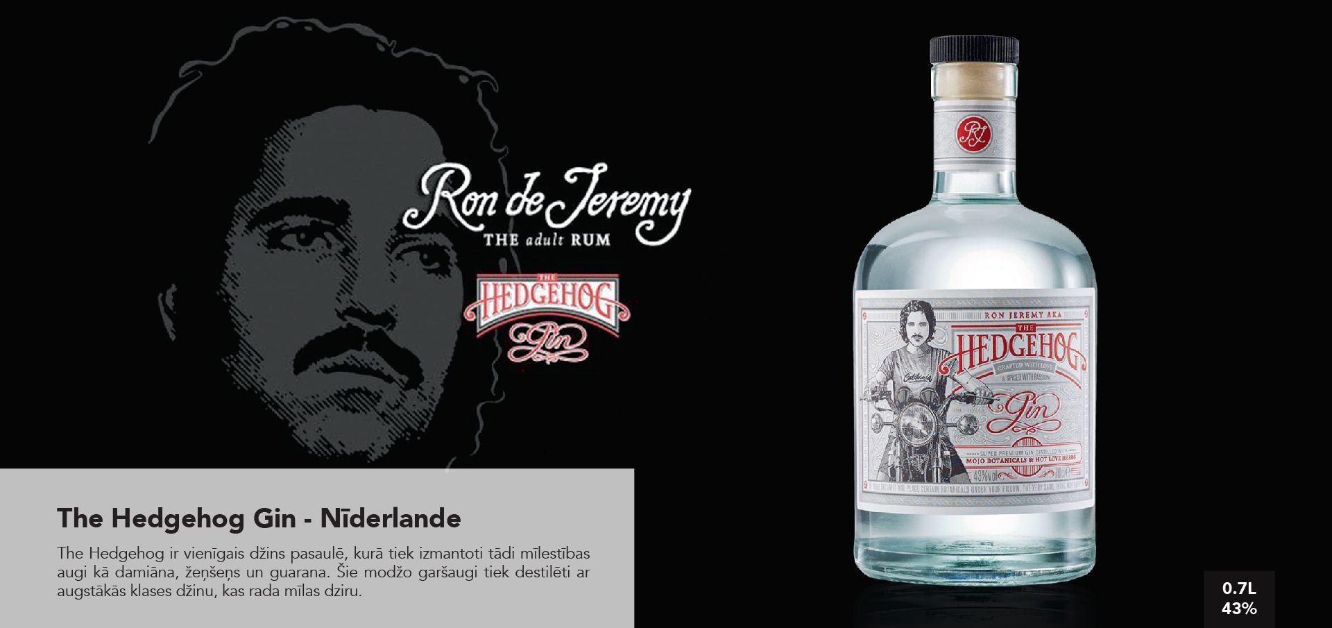 The Hedgehog Gin - Nīderlande