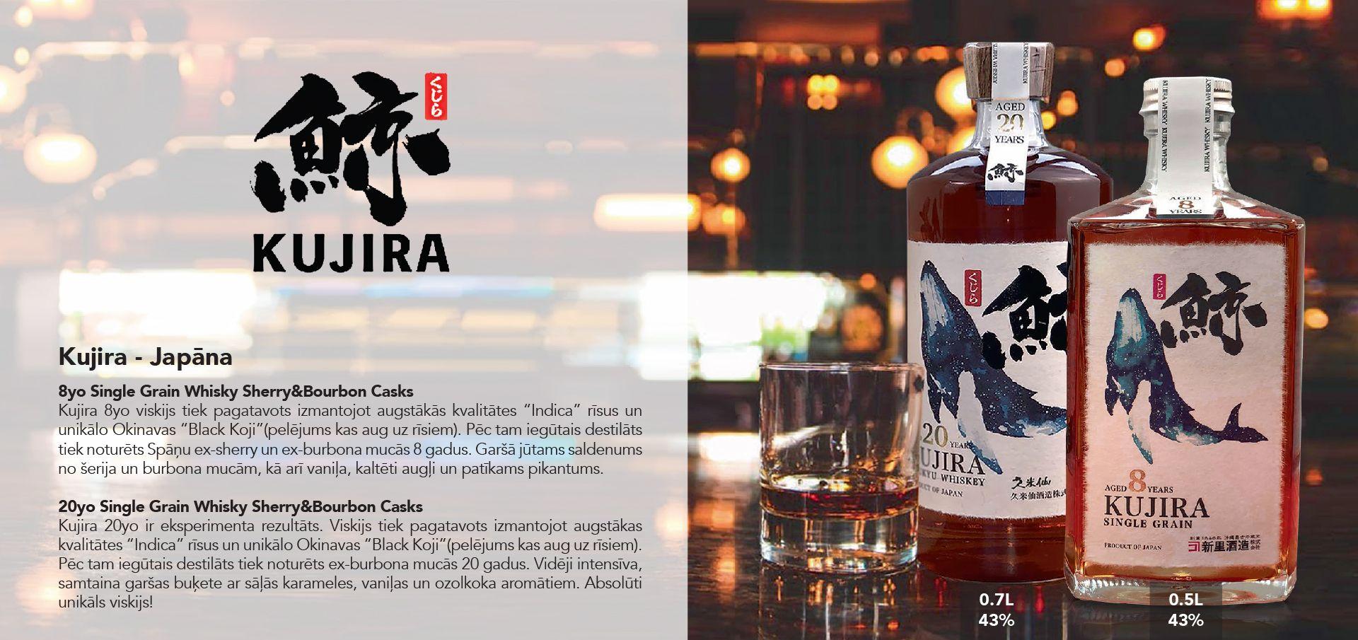 Kujira Whiskey - Japāna